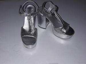 Vendo zapatos de fiestas n38