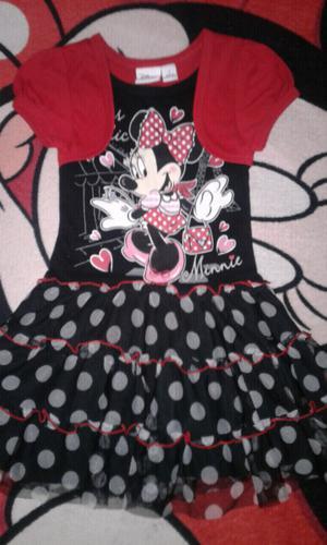Vestido disney de nena