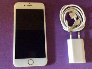 iPhone 6s 32gb, color dorado, excelente estado