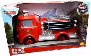 Camion De Bomberos Cars Con Luz Y Sonido