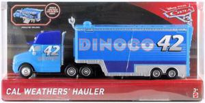 Cars 3 Dinoco 42 Camion De Cal Wearthers