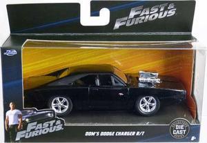 Dodge Charger R/t Rapido Y Furioso Toretto Jada 1/32