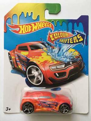 Hotwheel Color Shifters X 5 Autos Cambia De Color Posot Class