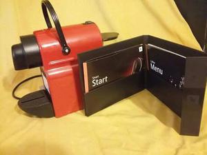 NESPRESSO Essenza Mini Red - Máquina de café en cápsulas