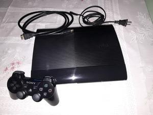 Play 3 de 500GB CON MUCHOS JUEGOS y todos los cables