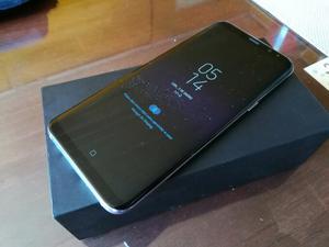 SAMSUNG S8 PLUS 64GB LIBRE ORIG. COMPLETO COLOR ORCHID GREY