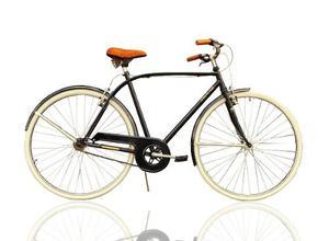 Bicicleta De Paseo Vintage Hombre -estilo Antigua- Rodado 28