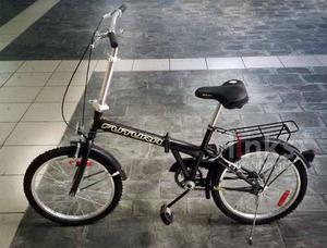 Bicicleta Plegable Rod 20 Manubrio Plegab Envio Gratis Caba!
