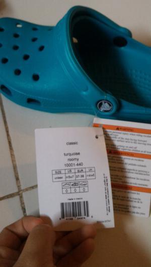 Crocs Nuevas Originales num 36
