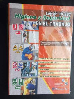 Higiene Y Seguridad En El Trabajo Edición