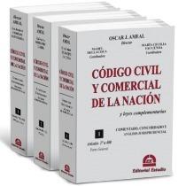 Promo Código Civil Comercial Comentado Tomo 1/tomo 2/tomo 3