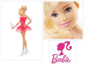 Barbie Patinadora. Original Nueva