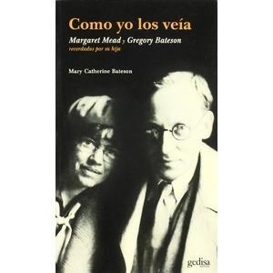 Como Yo Los Veía, Bateson, Ed. Gedisa #