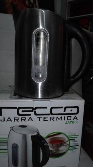 Jarra Termica Metalica impecable como nueva Regalo a solo