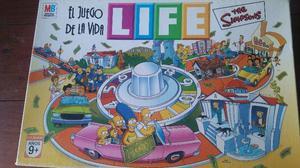 Juego Life Los Simpsons