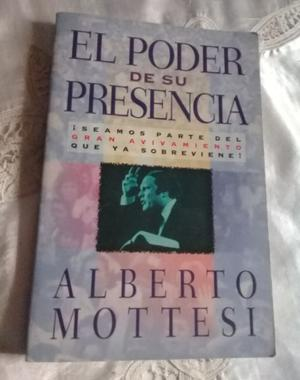 LIBRO EL PODER DE SU PRESENCIA- EDICION