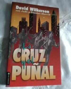 LIBRO LA CRUZ Y EL PUÑAL- EDICION