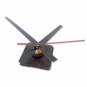 Maquina De Reloj De Pared Con Agujas Largas Cortas Variedad
