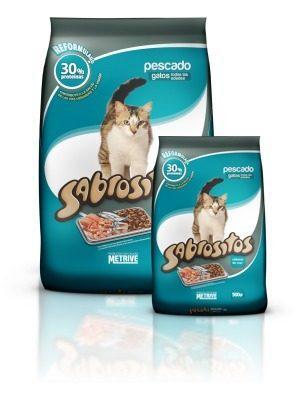 Sabrositos Pescado Mix 20 Kg Gatos Envíos Gratis