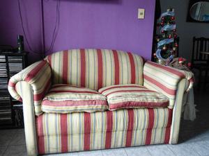 sillón de tela a re tapizar