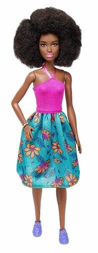 Barbie Fashionista # 59 Morena  Original Mattel Tikitavi
