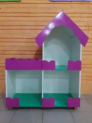 Casita de Muñecas Barbies