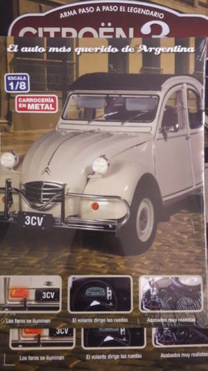 Citroen 3CV (Entrega N°1)