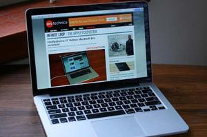 Macbook Pro 13 Retina - I5 - 8gb - 128gb /  - Permuto