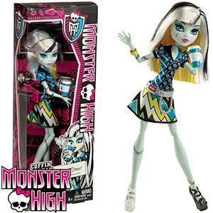Monster High Muñeca Original