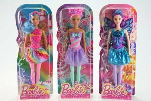 Muñeca Barbie Reino Màgico Hada Surtido