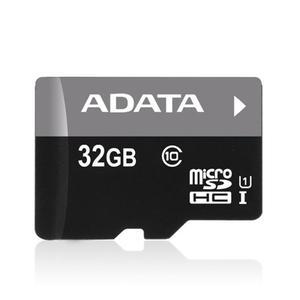 Tarjeta Memoria Micro Sd Hc 32 Gb Adata Premier Uhs I C10 Fs