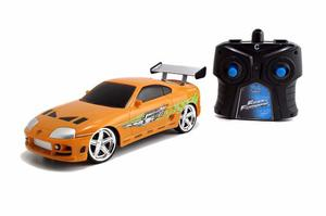 Auto Radio Control Rapido Y Furioso Toyota Supra Jada