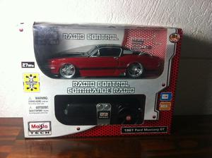 Auto a Control Remoto Ford Mustang GT  Escala 1:24