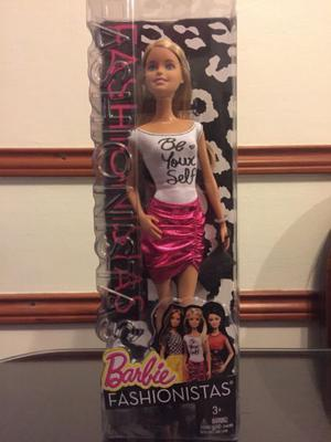 Barbie Fashionista.