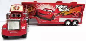 Con Licencia Disney 50cm Grande Cars Camion Mack A Friccion