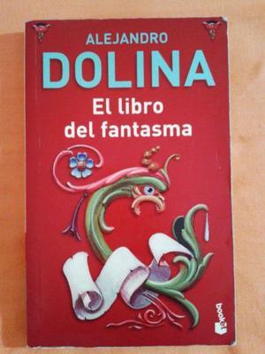 DOLINA El Libro del Fantasma.