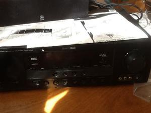 Home Theater Yamaha Avr Htr-,con Ns-p270 Parlantes 5.1
