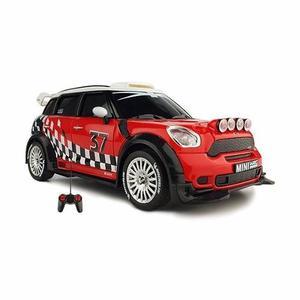 Mini Cooper Wrc Bmw Auto Radio Control Esc 1:24 Dx Supertoys