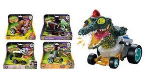 Monsters 500 Auto Grande Con Luz Y Sonido Varios Modelos