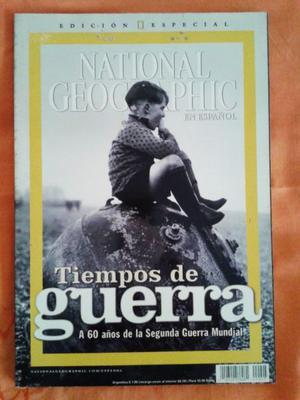 """NAT GEO """"Tiempos de Guerra""""."""