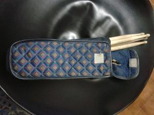 Palos de bateria Krest y bolsa de regalo.