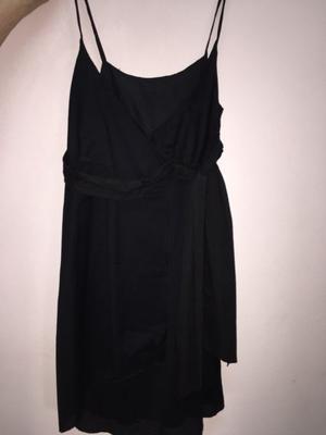 Vestido negro Talle L