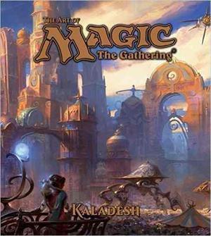 Art Of Magic The Gathering Kaladesh - Inglés - Ed. P Square