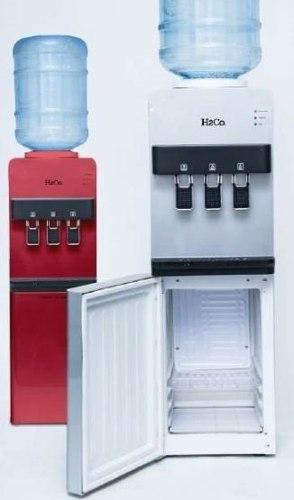Dispenser De Agua Frio,calor Y Natural C Frigobar H300 Blanc