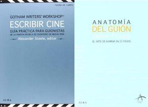 Pack Guión De Cine - Editorial Alba [2 Libros]