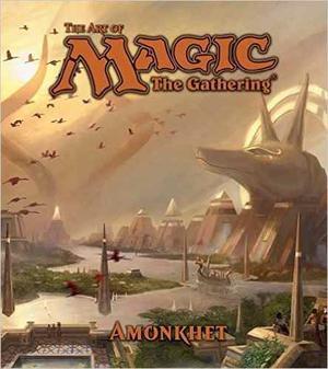 The Art Of Magic The Gathering Amonkhet - Ed. Viz Media