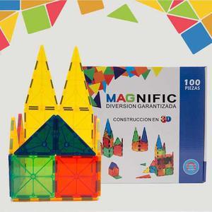 100 Piezas Magnific, Listo Para Retirar Por Zona Abasto.