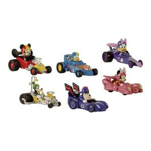 2 Autos Mickey Sobre Ruedas Elegi Mickey O Minnie Con Otro !