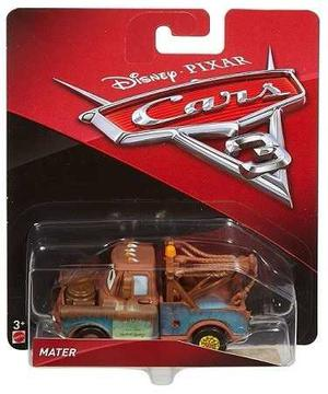 Autitos Cars 3 De Mattel Disney Pixar. Originales En Blister