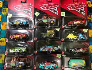Autos Cars 3 Rayo Mcqueen Disney Pixar Original Mattel